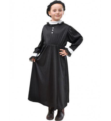 Koningin Victoria Meisje Kostuum
