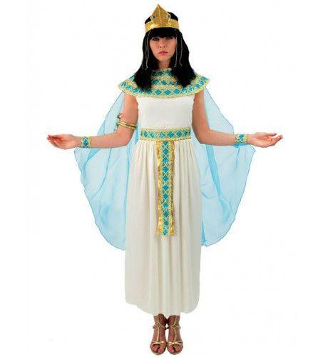 Cleopatra Van De Nijl Vrouw Kostuum