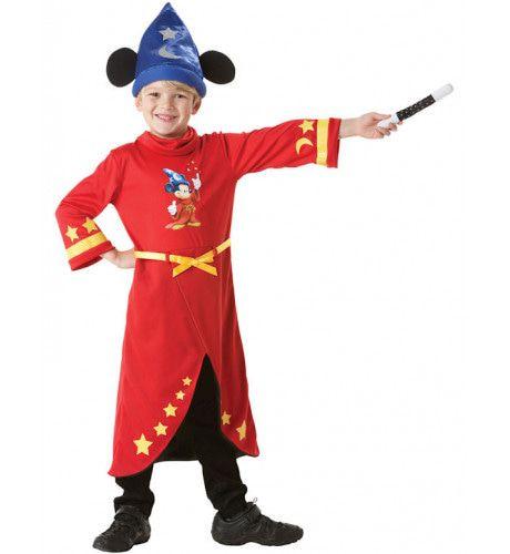 Mickey Mouse Fantasia Jongen Kostuum
