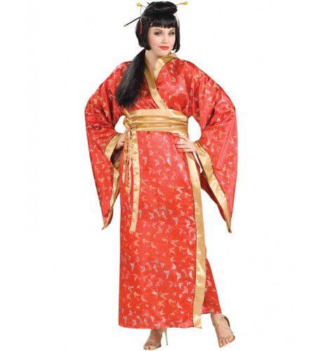 Madame Butterfly Geisha Maatje Meer Vrouw Kostuum