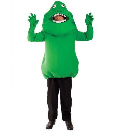 Deluxe Green Ghost Man Kostuum