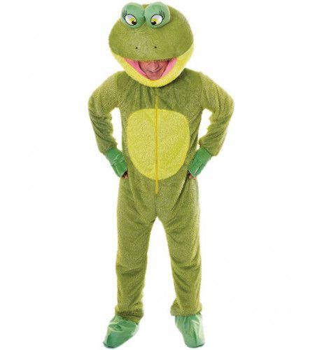 Luxe Kikker Man Kostuum