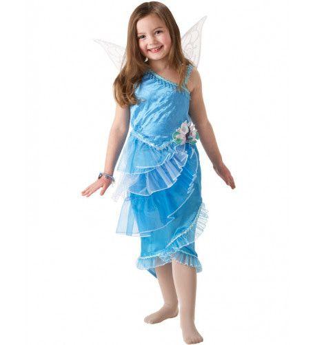 Disney Zilvermist Fee Meisje Kostuum