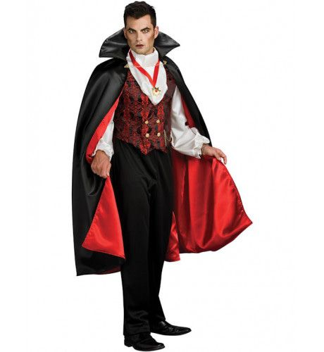 Transylvaans Vampier Man Kostuum