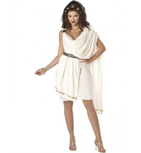 Vrouwen Luxe Klassieke Toga Vrouw Kostuum