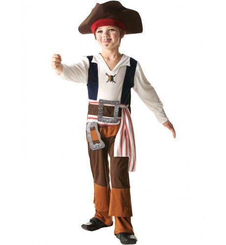 Disney Jack Sparrow Kostuum Jongen