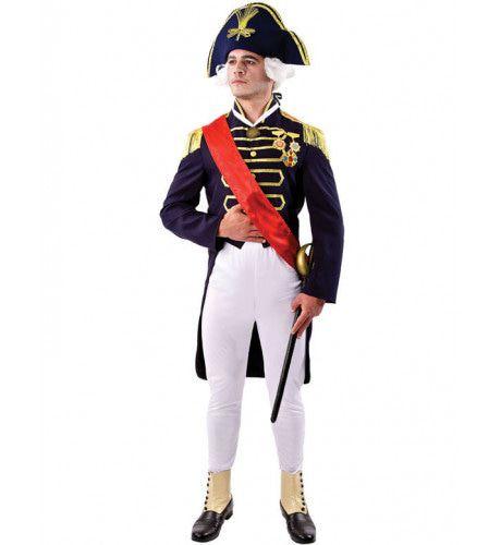Lord Nelson Man Kostuum