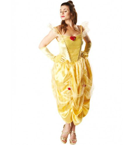 Belle Vrouw Kostuum