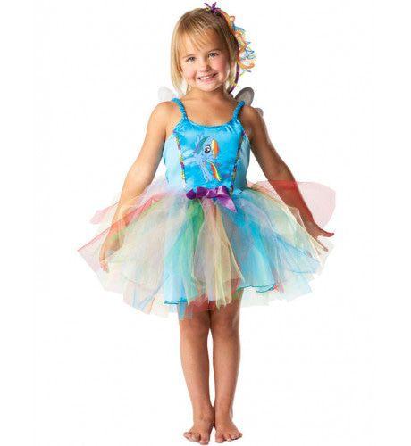 Child My Little Pony Rainbow Dash Meisje Kostuum