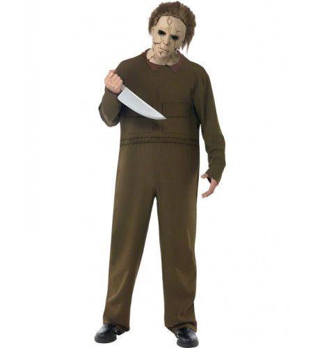 Halloween Michael Myers Man Kostuum