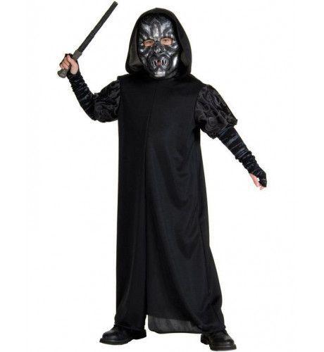 Kind Harry Potter Death Eater Kostuum Jongen