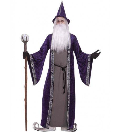 Tovenaar Man Kostuum