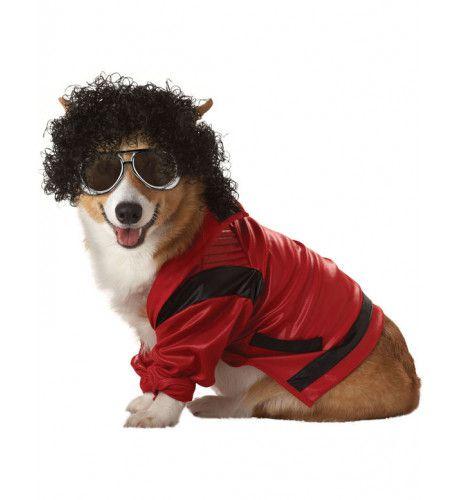 Michael Jackson Hond Kostuum
