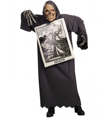 Tarot De Dood Kostuum Man