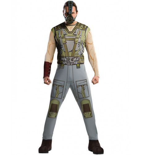 The Dark Knight Rises Bane Man Kostuum