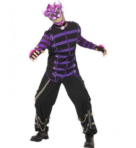 Cheshire Cat Man Kostuum