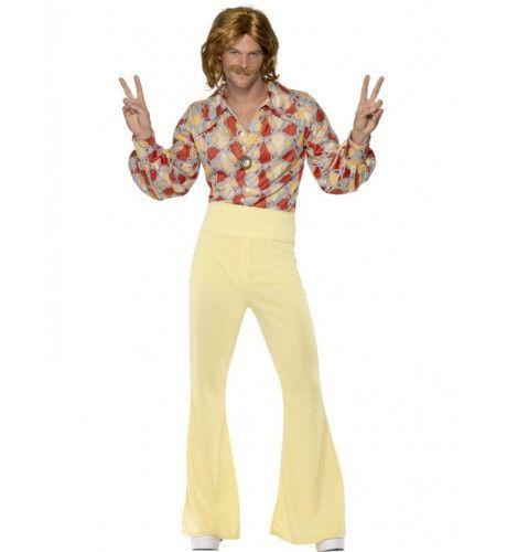 Jaren 70 Disco Man Kostuum