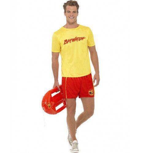 Mannen Baywatch Man Kostuum