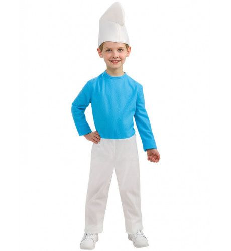 Kind Smurf Kostuum Jongen