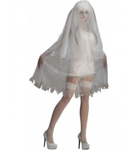 Sexy Halloween Bruid Vrouw Kostuum