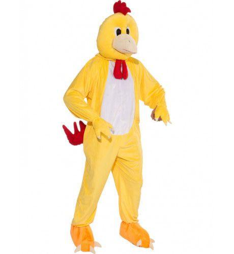 Geinige Deluxe Kip Man Kostuum