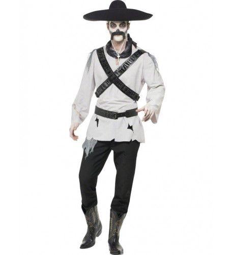 Halloween Mexicaans Man Kostuum