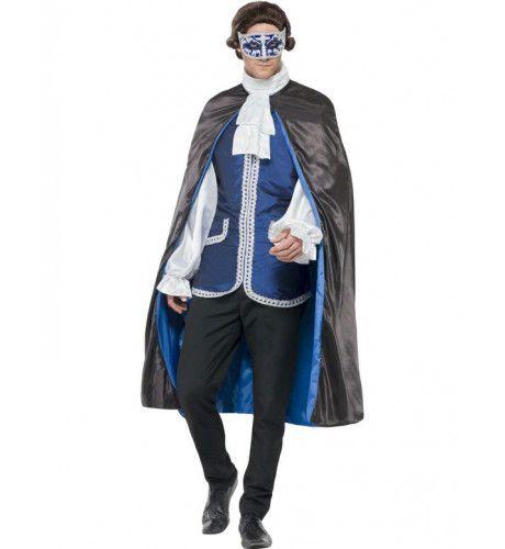 Man Maskerade Kostuum
