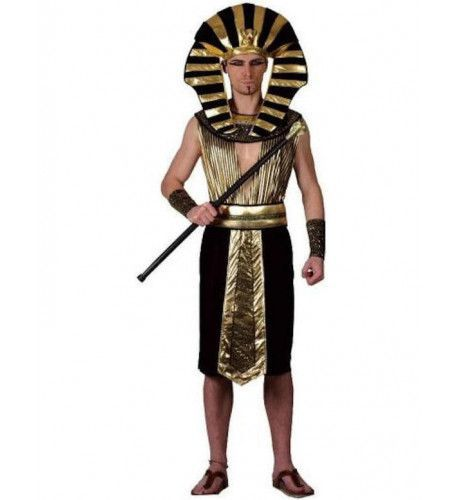 Egyptische Farao Man Kostuum
