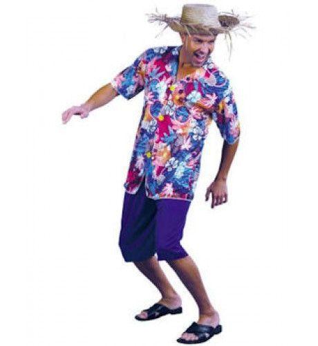Aloha Hawaiiaans Man Kostuum