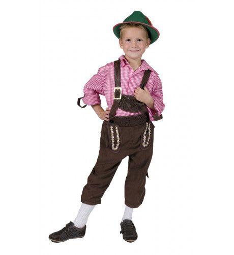 Kostuum Viktualienmarkt Jongen Kostuum