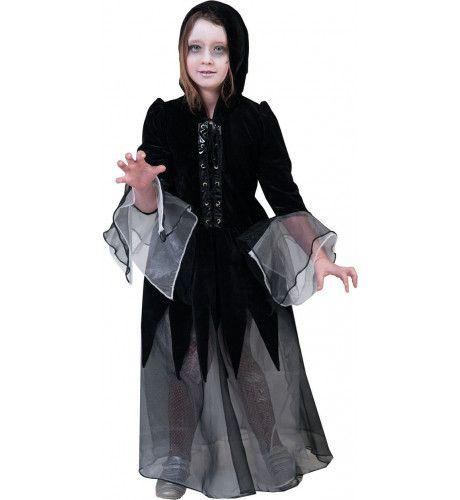 Gothica Dame Meisje Kostuum