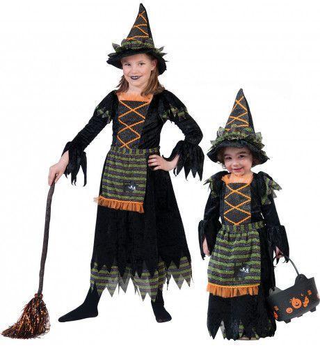 Lya De Heks Meisje Kostuum