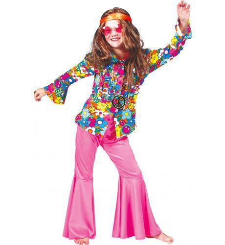 Hippie Broek Roze