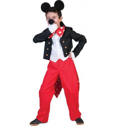 Mike De Muis Jongen Kostuum