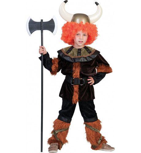 Viking Victor Kostuum Jongen