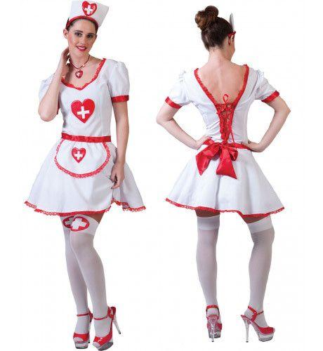 Lisanne De Verpleegster Vrouw Kostuum