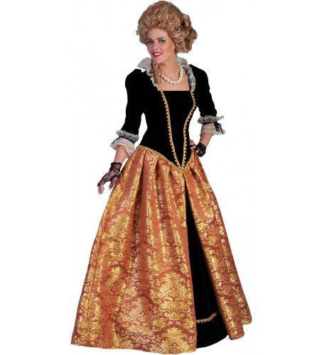 Baroque Lafleur Jurk Vrouw