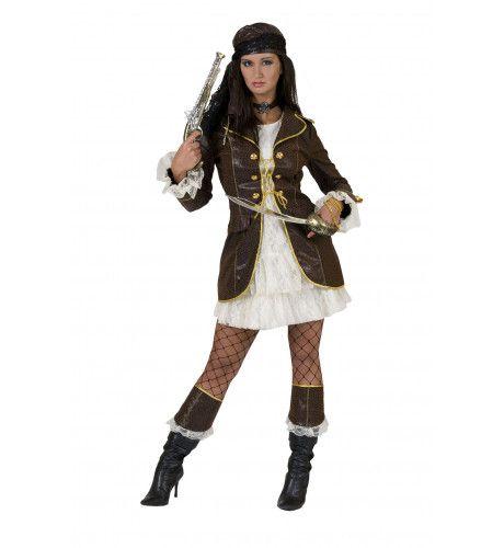 Piraat Pecunia Jurk Vrouw