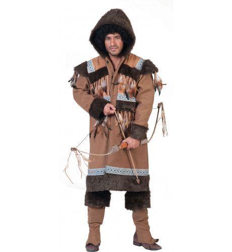 Eskimo Nalu Man Kostuum