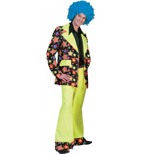 Funky Star Jasje Man Kostuum