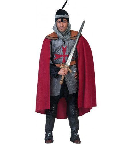 Roughside Ridder Man Kostuum
