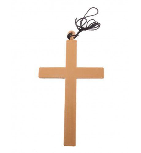 Bedevaarts Ketting Met Kruis