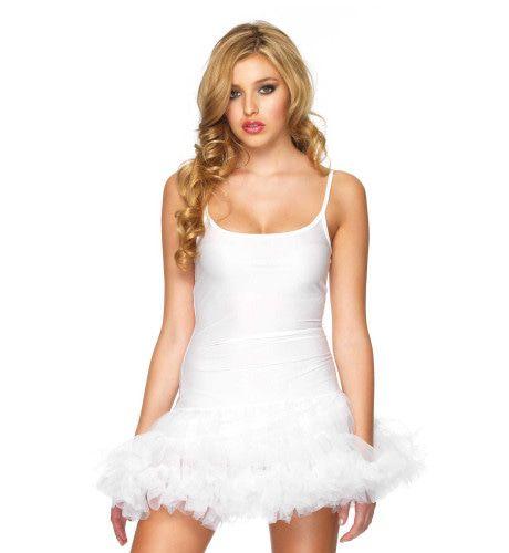 Petticoat Jurkje Wit Vrouw