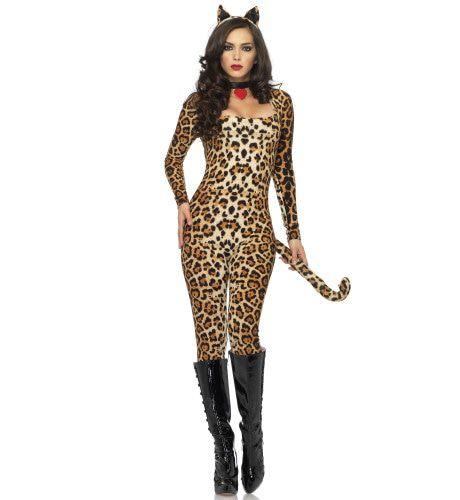 Hete Poema Catsuit Vrouw Kostuum
