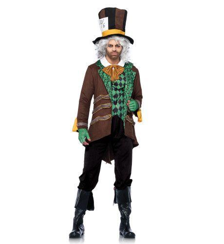 Klassiek Mad Hatter Heren Kostuum Man