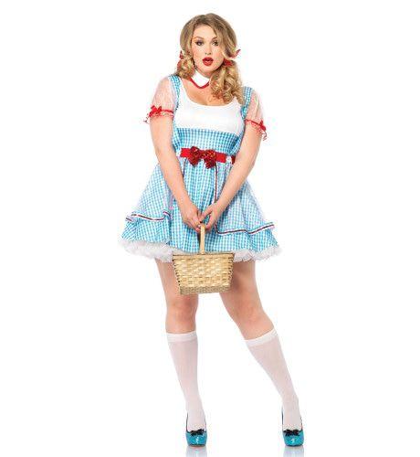 Keurig En Sexy Wizard Of Oz Jurkje Vrouw