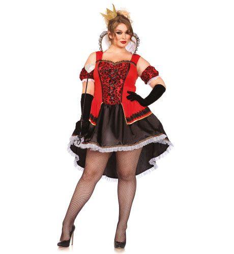 Sexy Venetiaanse Luxe Carnavalsjurk (Plus Size) Vrouw