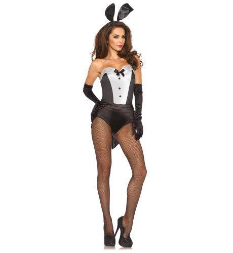 Klassiek Sexy Bunny Kostuum Dames Vrouw
