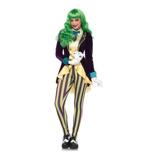 The Joker Engerd Kostuum Vrouw