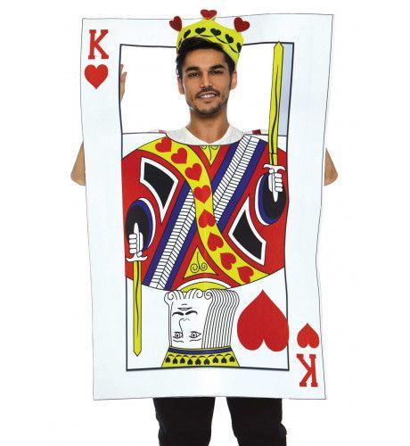 Hartenheer Poker Las Vegas Man Kostuum